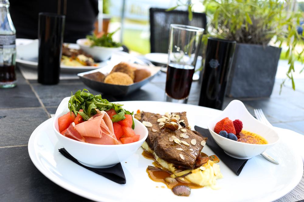 Blog Bonn Mittagessen Kameha Grand Bonn Quick Business Lunch 3 Gänge Menü