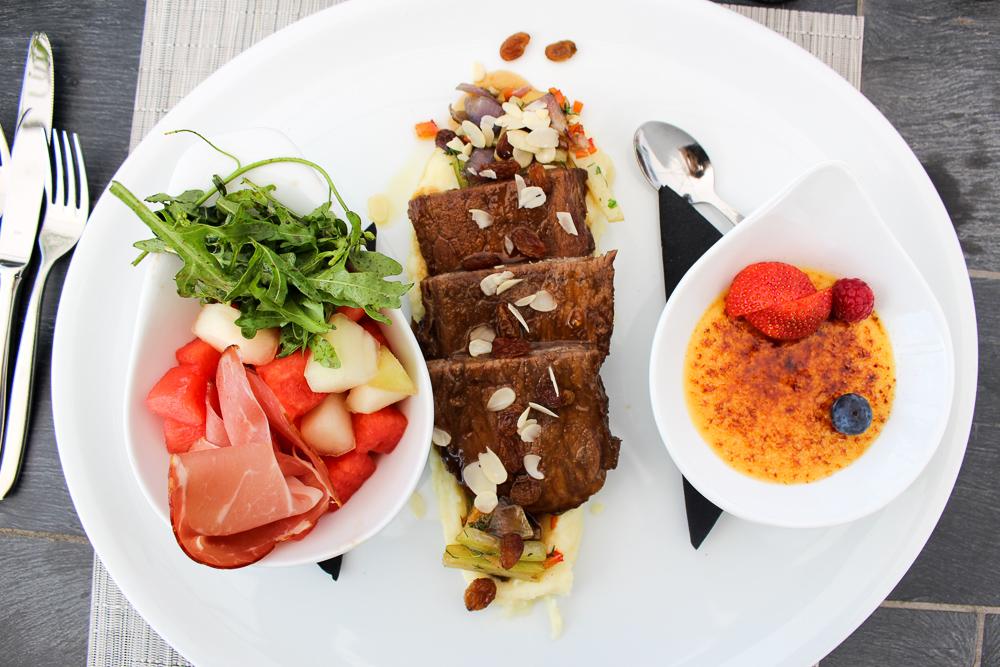 Mittagessen im Kameha Grand Bonn: Der Quick Business Lunch