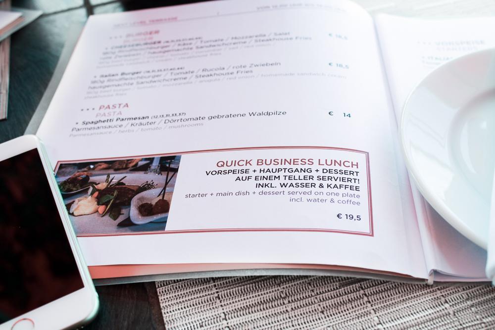 Bonn Mittagessen Kameha Grand Bonn Quick Business Lunch Restaurant Next Level