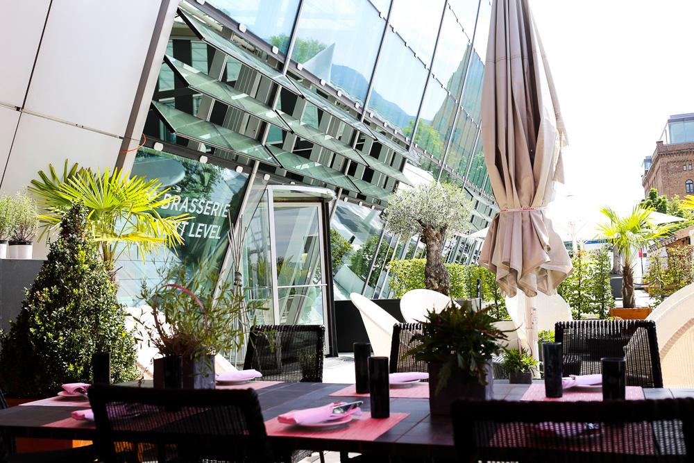Brasserie Next Level Kameha Grand Bonn Blog Restaurant Mittagsmenu