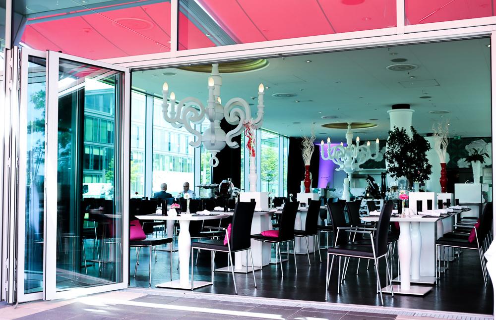 Brasserie Next Level Kameha Grand Bonn Blog Restaurant essen gehen modern