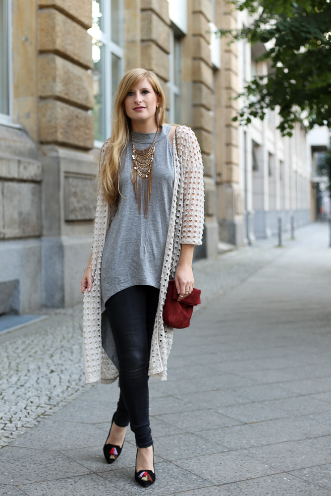 Casual Fashion Week Look Berlin Vero Moda Modeblogger BrinisFashionBook MBFW 1
