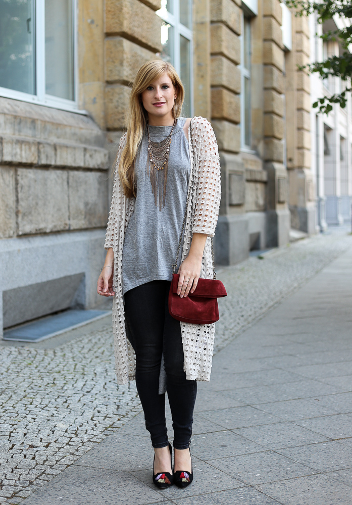 Casual Fashion Week Look Berlin Vero Moda Modeblogger BrinisFashionBook MBFW 7