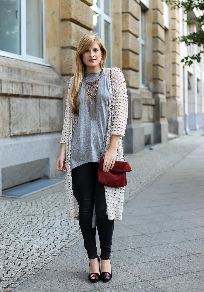 Casual Fashion Week Look Berlin Vero Moda Modeblogger BrinisFashionBook MBFW 7
