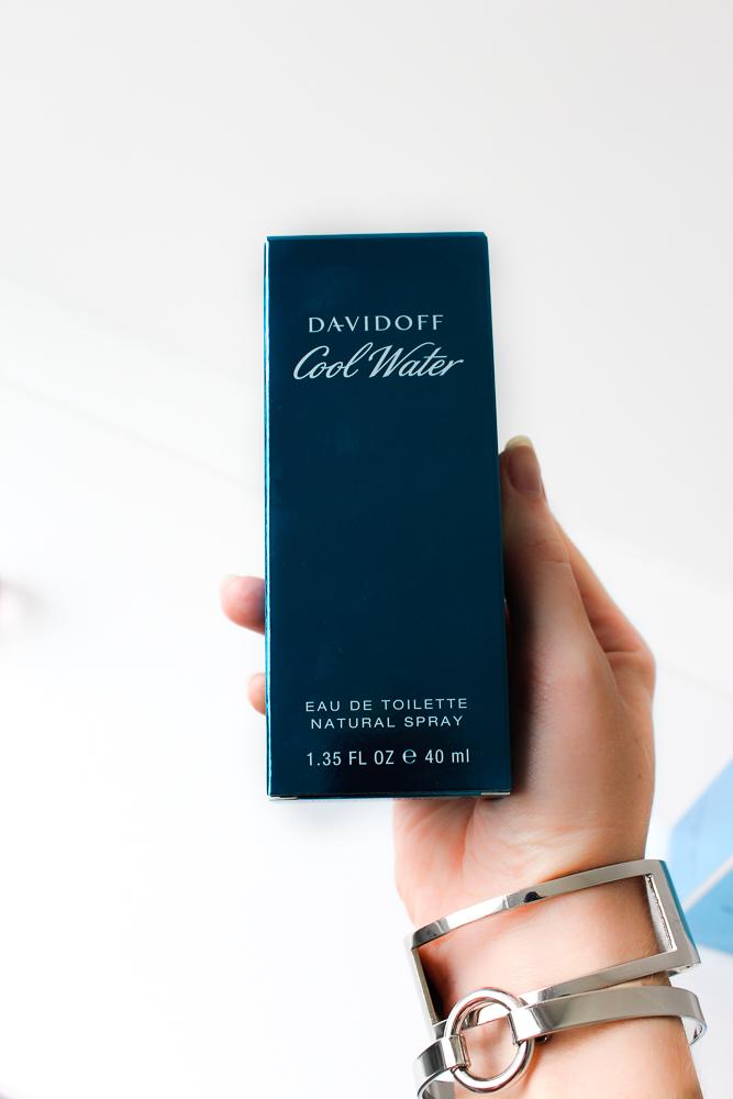 Davidoff Cool Water Männer Duft Parfüm Beauty Blogger BrinisFashionbook