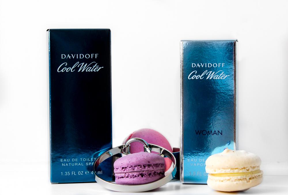 Davidoff Cool Water Men & Woman mit Gewinnspiel
