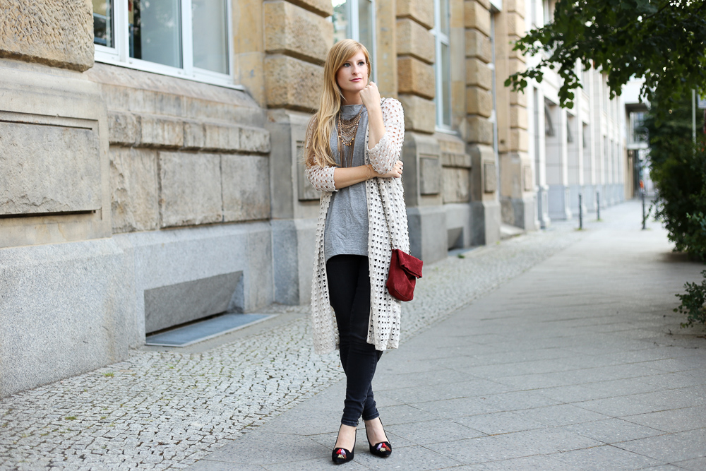 Fashion Week Look Berlin Vero Moda Skinny Jeans Blogger BrinisFashionBook MBFW 4
