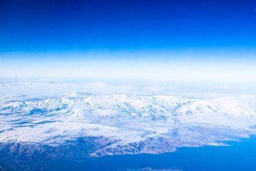 deutscher Reiseblog BrinisFashionbook Flugzeug Aussicht