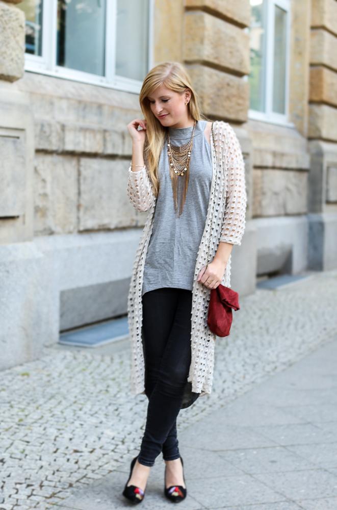 tragbarer Fashion Week Look Berlin Vero Moda Fashion blogger BrinisFashionBook MBFW 92