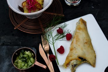 Mercure Blogger Event Chef Spezial Hamburg KAI 10 Food Blogger Food-Styling Workshop Maria Brinkop t