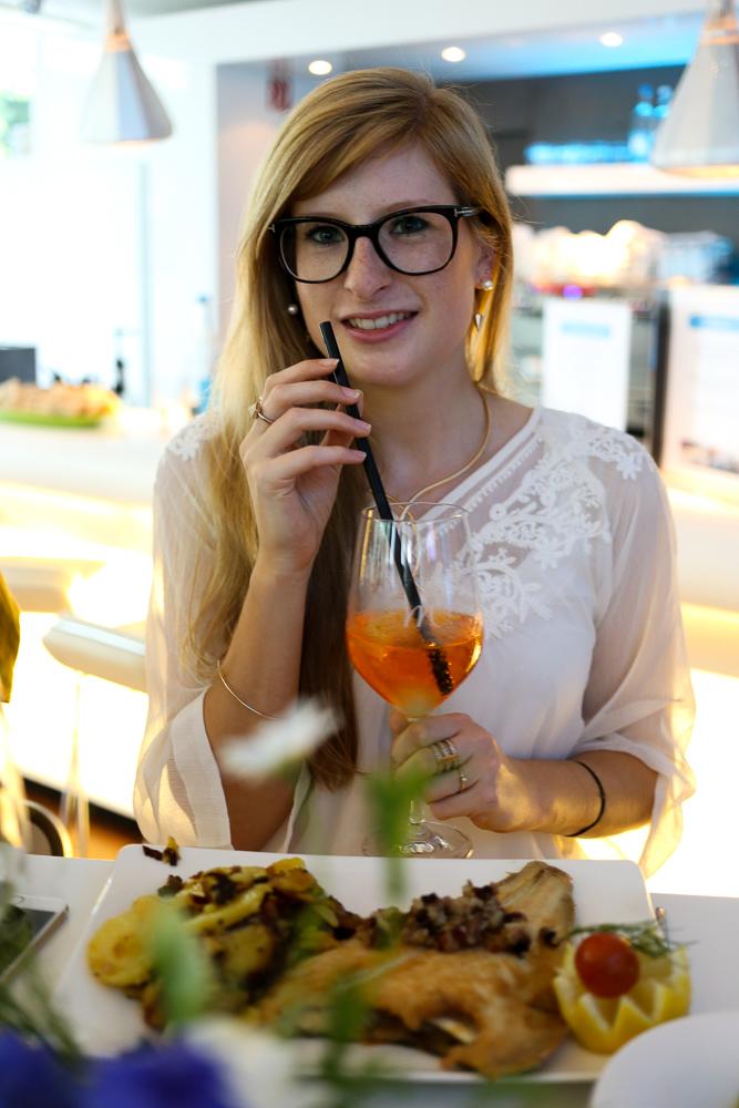 Mercure Blogger Event Chef Spezial Hamburg KAI 10 Food Blogger Location BrinisFashionBook