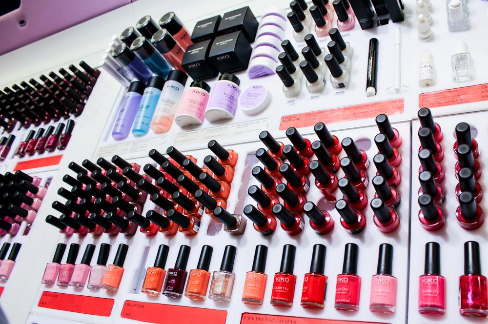 Modeblog Köln Blogger Event Kiko Milano Store Hohe Straße Beauty Produkte Nagellack Farben Sommer