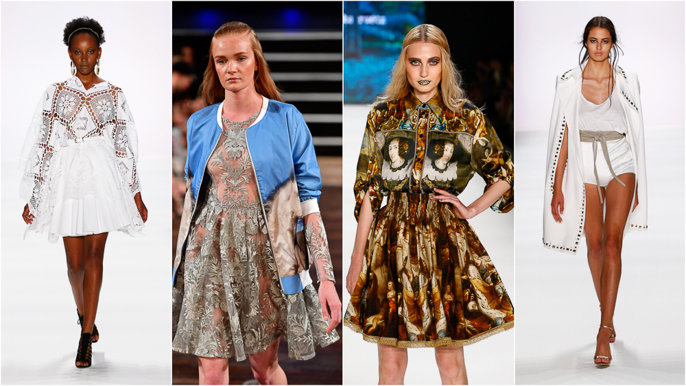 Sommertrends 2017: Top Sommertrends aus der Fashion Week Berlin S/S 17