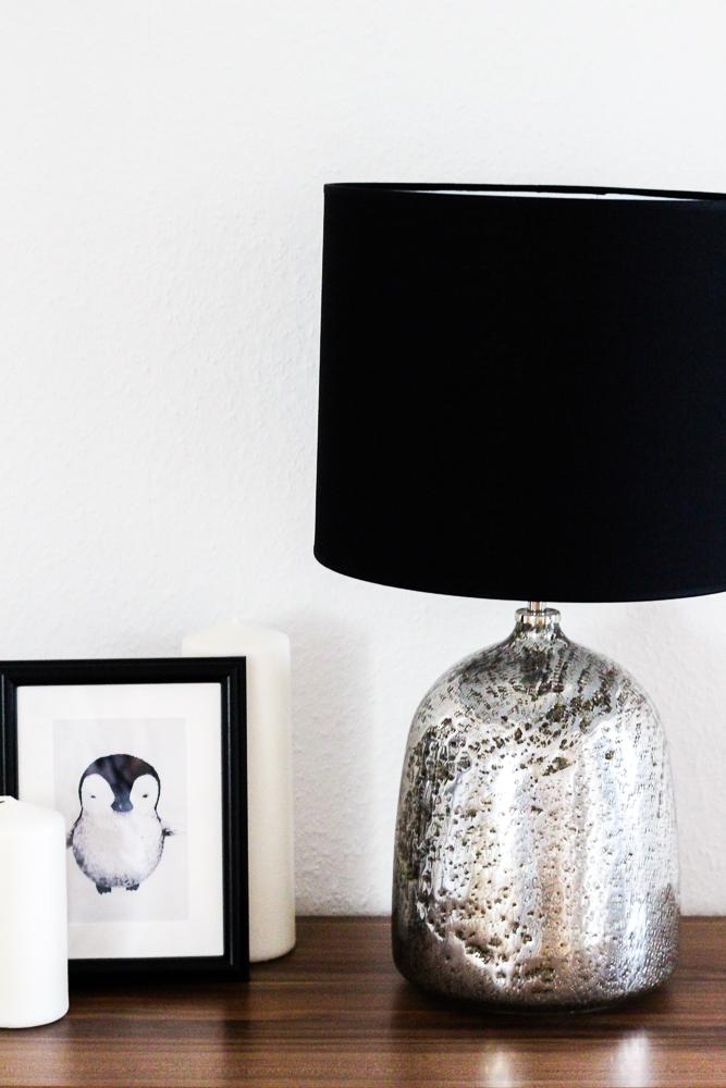 Blogger Interior Silberne Lampe Trend Blog Bonn