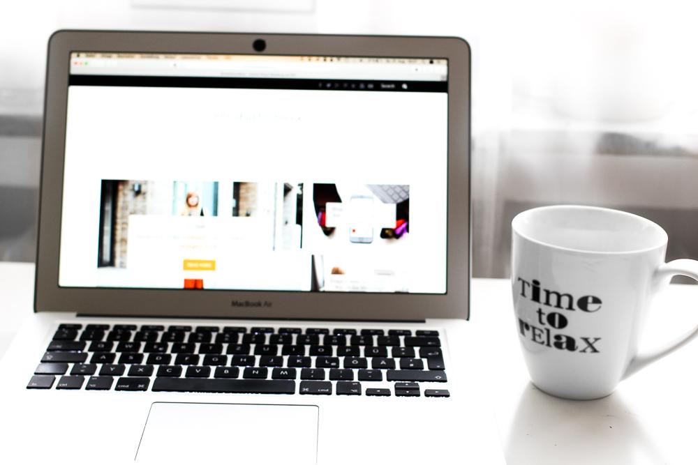 Blogger-Tipps Mehr Reichweite Blogartikel Blogger deutschland macbook air