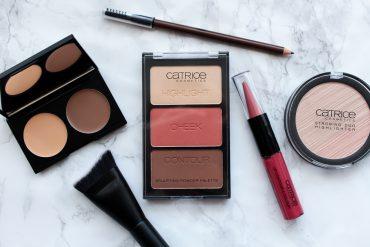 Contouring Catrice Contouring Hilfe für Anfänger konturieren Set  Tipps Beautyblog t
