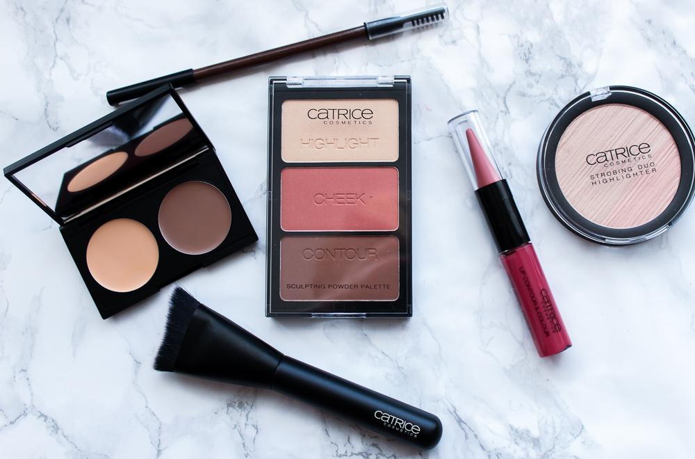 Contouring Catrice Contouring Hilfe für Anfänger konturieren Set Tipps Beautyblog