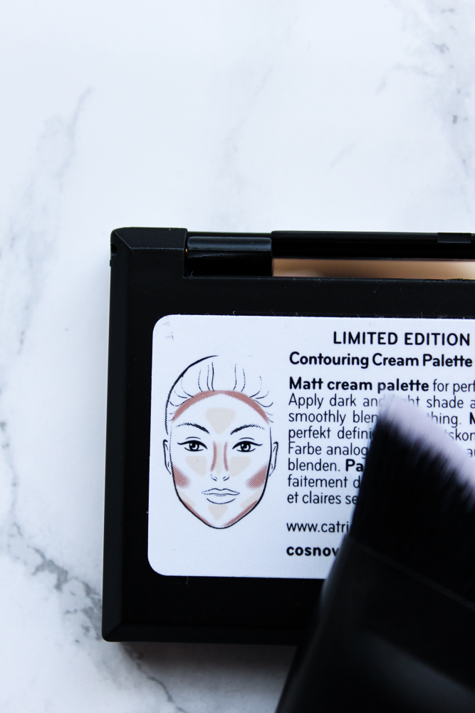 Contouring Catrice How to Contouring Hilfe Anleitung koturieren Tipps Beautyblog