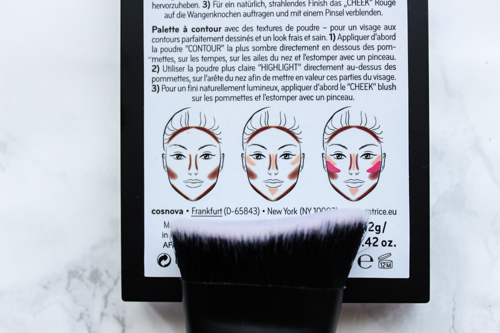 Contouring Catrice How to Contouring Hilfe Anleitung koturieren Tipps Contouring Pinsel Beautyblog