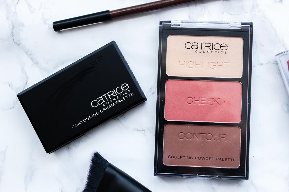 Contouring Catrice Sculpting Powder Palette konturieren Set Tipps Beautyblog