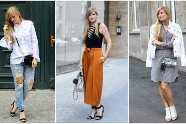 Fashion Week Berlin Outfit Sommertrends 2016 Modeblog