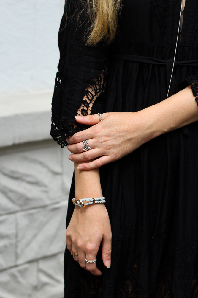 Festival Schmuck rosegold grau Paul Hewitt Armband Pandora Ringe silber Modeblog Köln 4