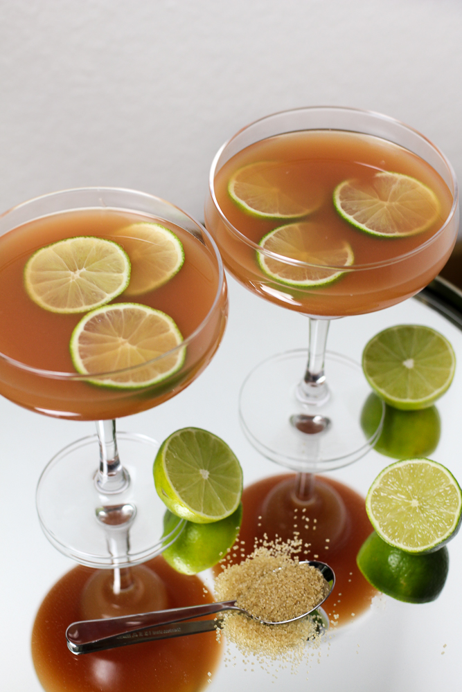 Mädelsabend Cocktail The Pink Hour Pink Guave Marina Hoermanseder exklusive Foodblog Rezept