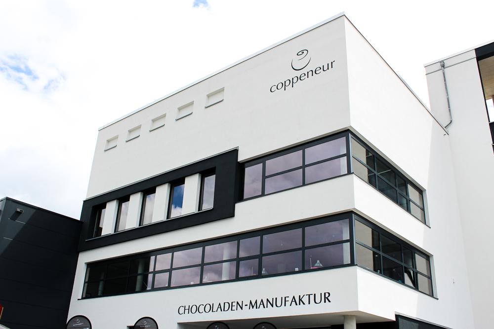 #Rheingenuss Schokoladen Manufaktur Coppeneur Bonn Ausflugsziele Wochenende