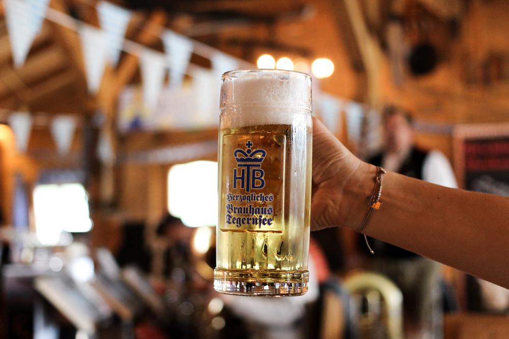 Bonner Oktoberfest 2016 Bonn Rheinalm Kameha Oktoberfest Brunch Bier halbe Maß Bier