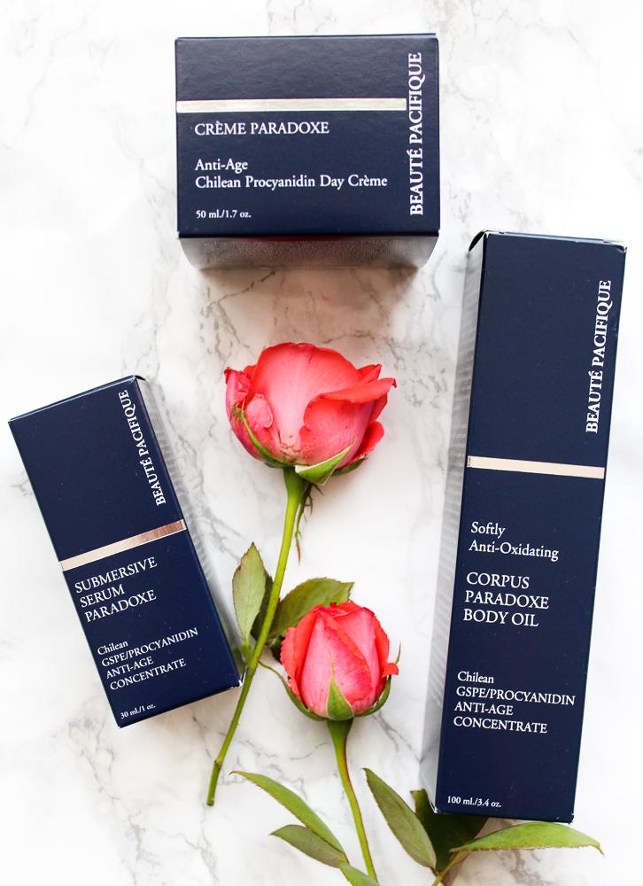 Hautpflege Paradoxe Serie Beauté Pacifique Beauty Blog Bonn Anti Aging