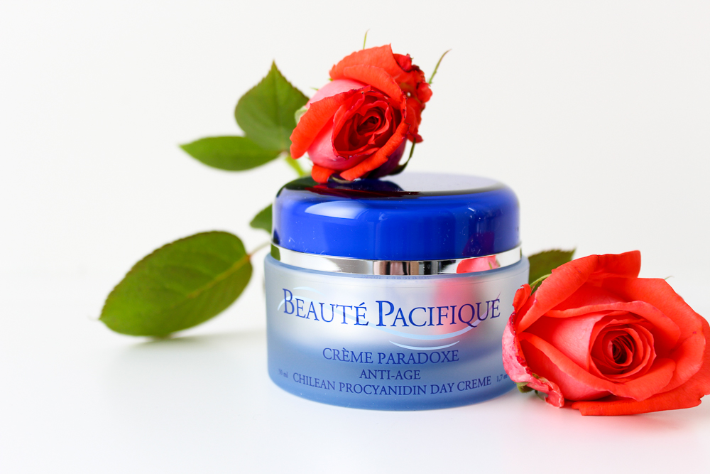Hautpflege Paradoxe Serie Beauté Pacifique Beauty Blog Feuchtigkeit Gesichtscreme