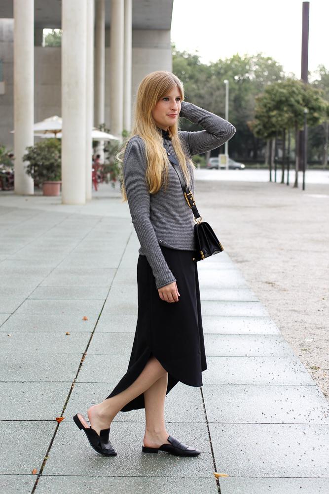 Herbst Trend Tasche Prada Cahier Bag Slip-in-loafer H&M Modeblog Herbstoutfit 7