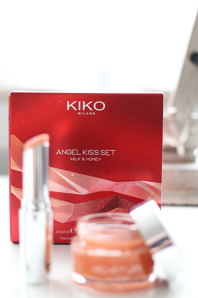 Beauty Favoriten Herbst Kiko Angel Kiss Set 'Milk & Honey' gegen spröde Lippen 2