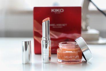 Beauty Favoriten Herbst Kiko Angel Kiss Set 'Milk & Honey' gegen spröde Lippen