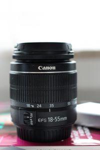 Blogger Reise Equipment Must Haves Reise Essentials für Blogger Reise Tipps Reiseblog Objektiv EF-S 18-55mm