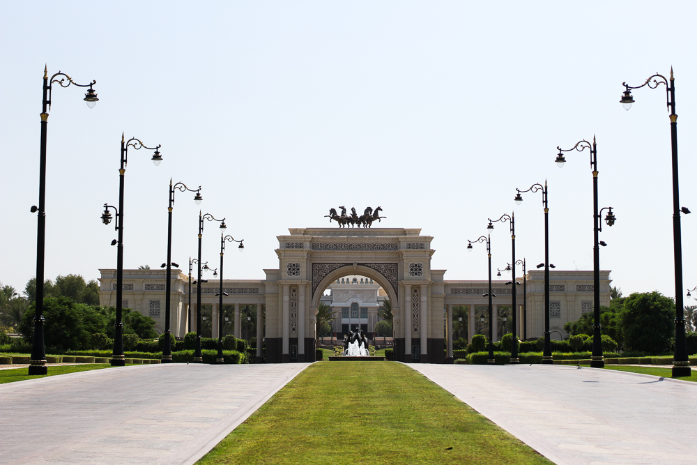Ein Tag in Dubai Reisetipps Dubai-Reise Sightseeing Königspalast Za'abel Palace Reiseblog