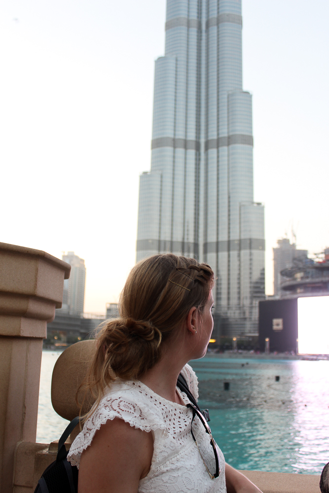 Reiseblog BrinisFashionBook Ein Tag in Dubai Reisetipps Dubai Sightseeing Burj Khalifa