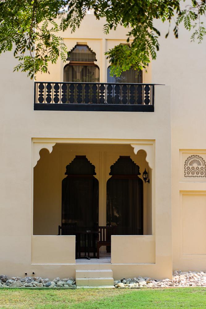 Reiseblog Hotel Ras Al Khaimah Hilton Al Hamra Beach & Golf Resort Vereinigte Arabische Emirate 3