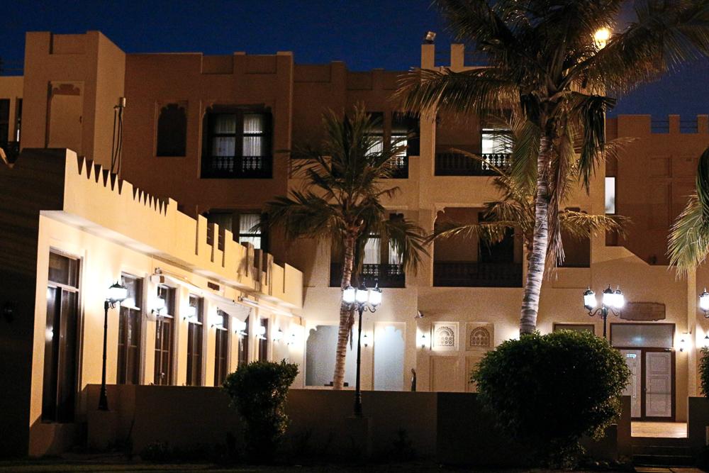 Reiseblog Hotel Review Hilton Al Hamra Beach & Golf Resort Ras Al Khaimah Vereinigte Arabische Emirate