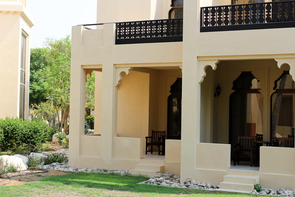 Reiseblogger Hotel Review Hilton Al Hamra Beach & Golf Resort Ras Al Khaimah Vereinigte Arabische Emirate