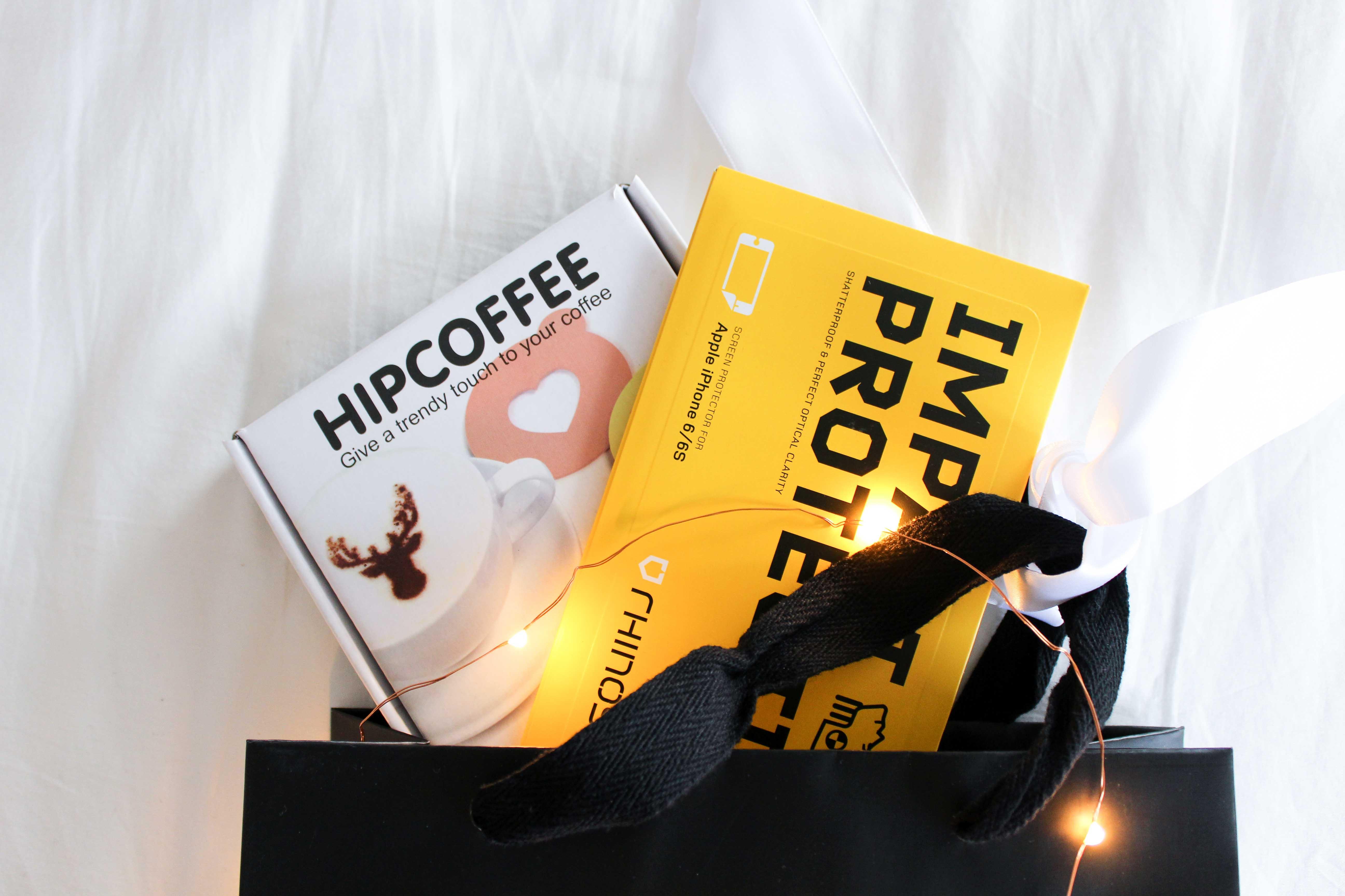 Kaffee Schablone Radbag Marry X Mas Weihnachtsgeschenke Blog Tipps 1