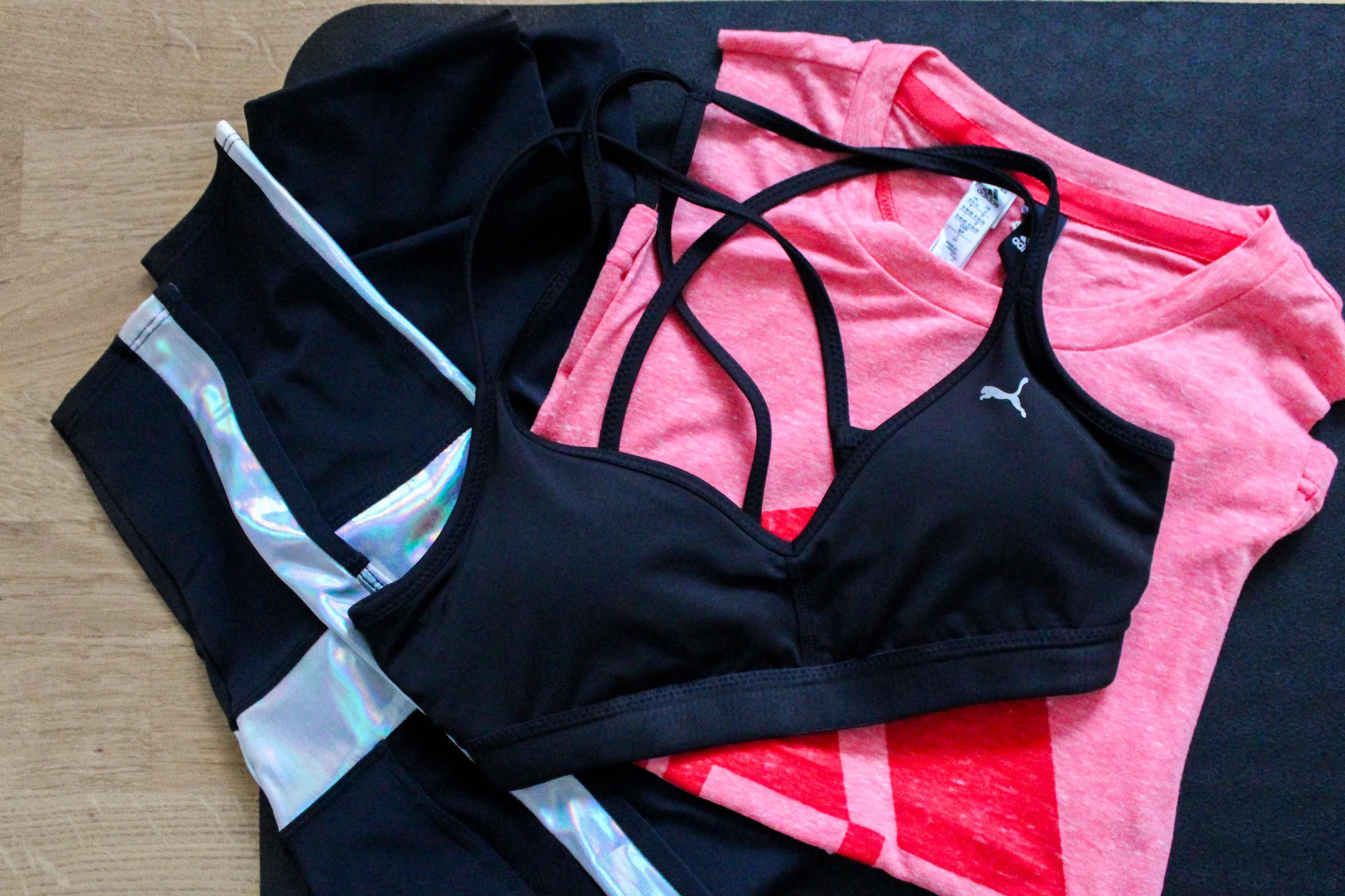 Yoga Outfit Zalando Ausstattung Adidas Sportoutfit Sporttrend Blogger