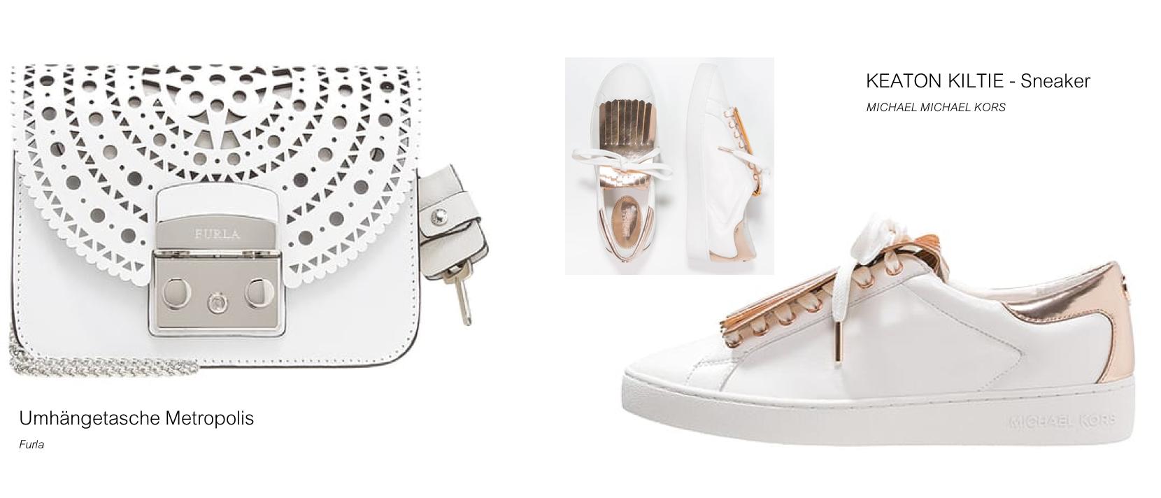 Zalando Wishlist Gewinnspiel Modeblog Furla Metroppolis weiße Sneaker