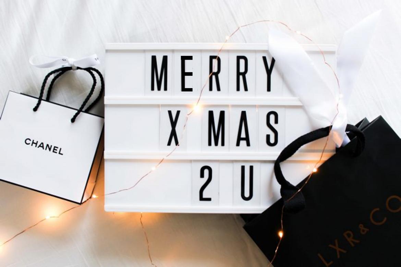 Vorsatz   4 Dinge, die ich dieses Weihnachten ändern will ...