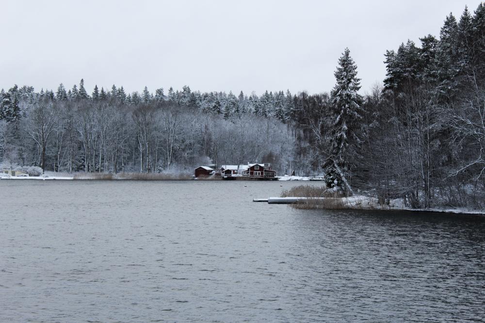 Archipelago Tour Stockholm Weihnachtszeit Schnee Sehenswürdigkeiten Reiseblog 3