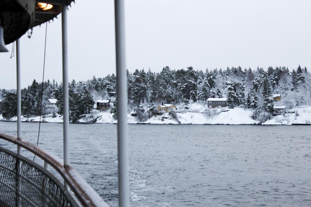 Archipelago Tour Stockholm Weihnachtszeit Schnee Sehenswürdigkeiten Reiseblog 4