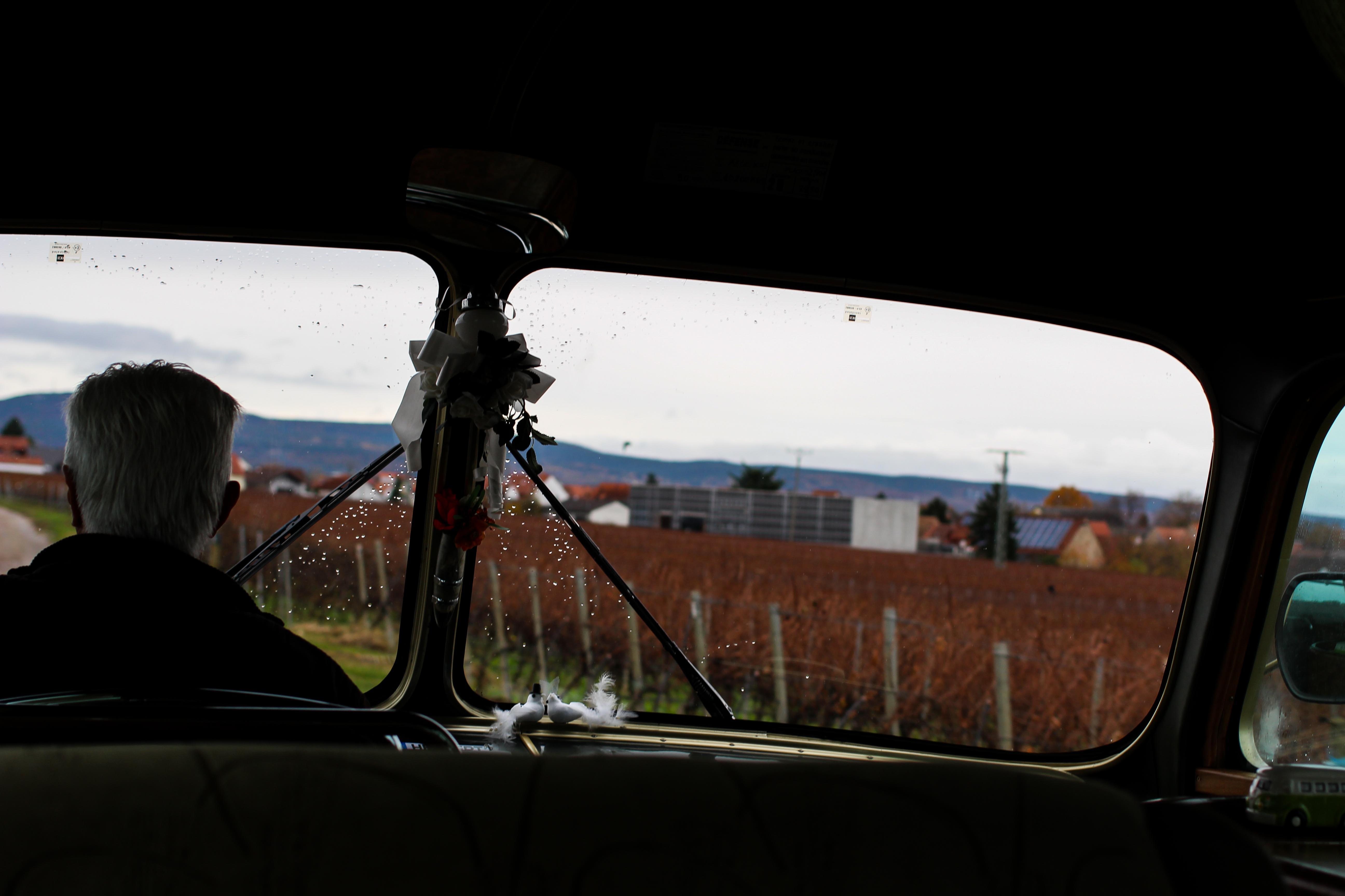 Mercure Weinlese Reiseblog Mannheim Champagner Bus Bloggerevent Weinberg
