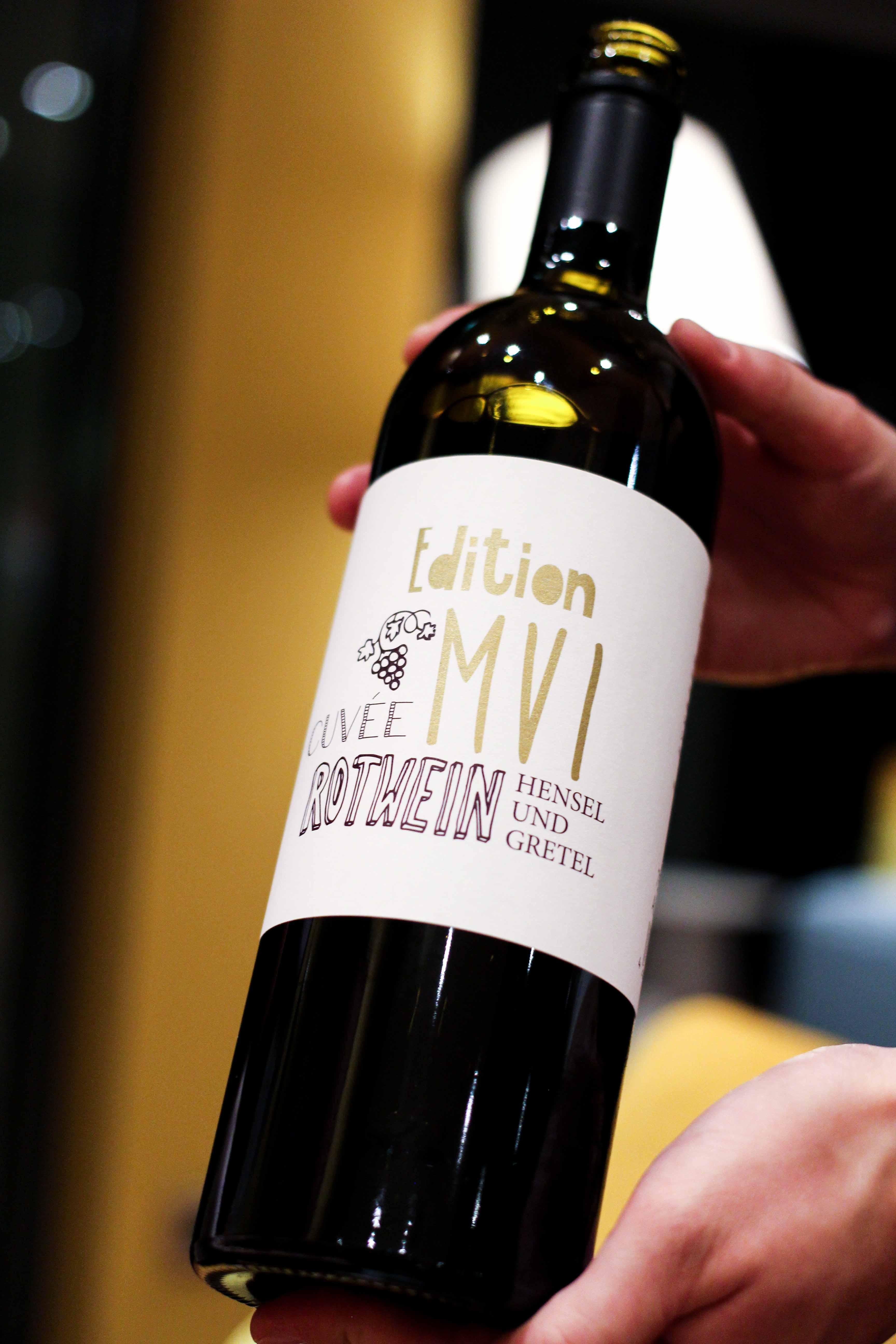 Mercure Weinlese Reiseblog Weinprobe Mercure Mannheim Rotwein MVI M6