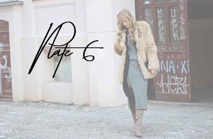 Modeblog Deutschland Reiseblog Blogger MBFW Outfit Overknees