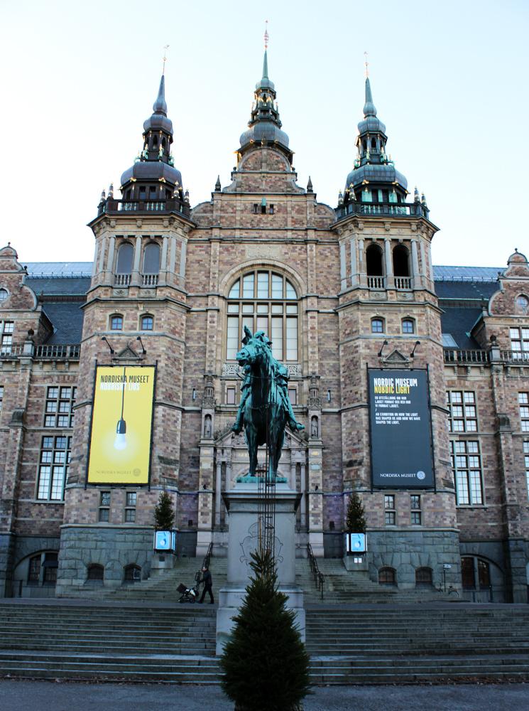 Nordic Museum Stockholm Weihnachtszeit Tipps Sehenswürdigkeiten Reiseblog